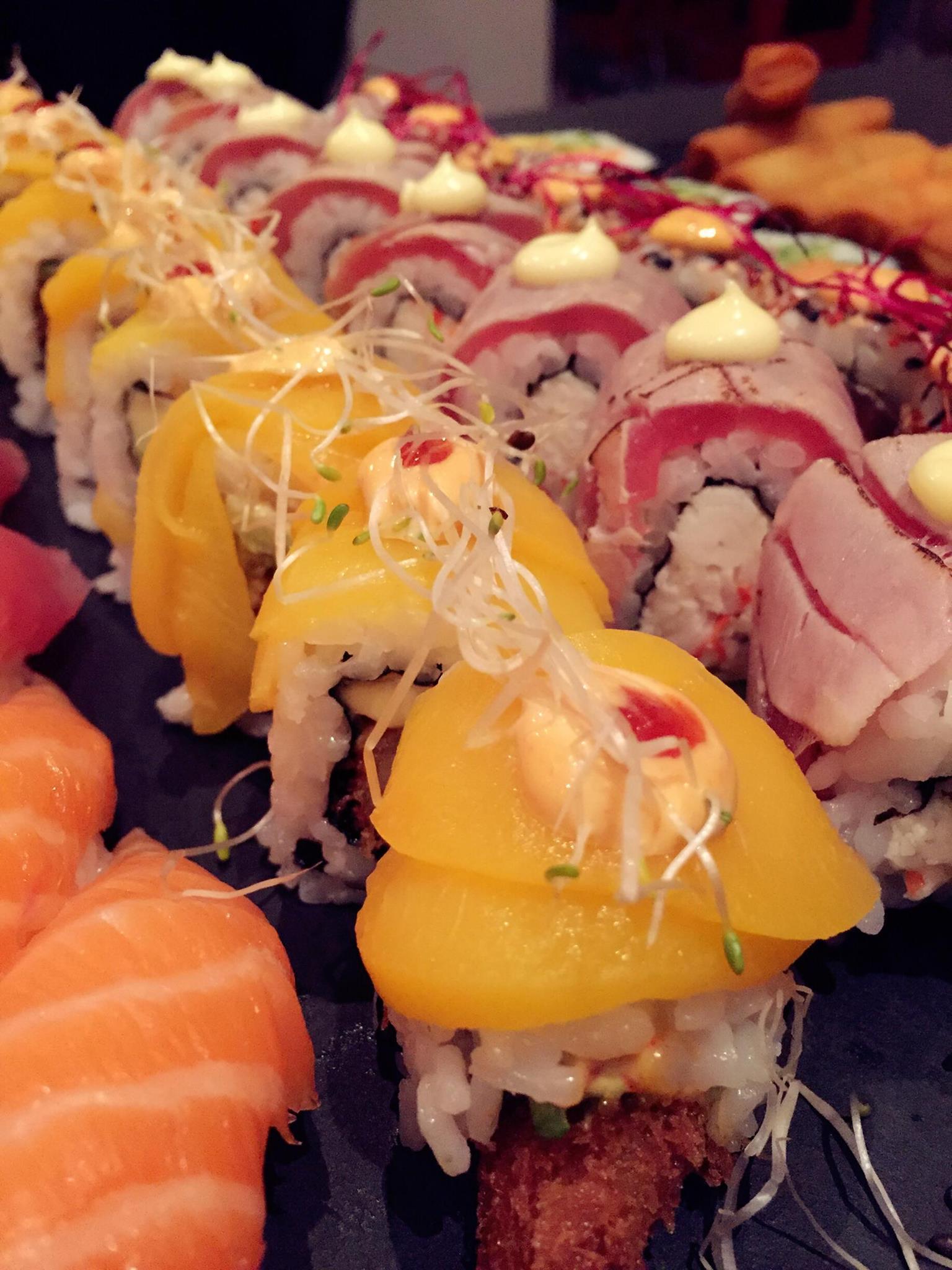 Sushi København
